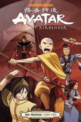 Avatar: the Last Airbender: Promise Part 2: '