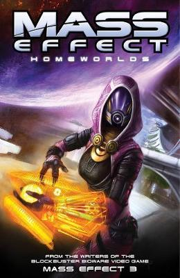 Mass Effect: Homeworlds Volume 4