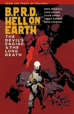 B.P.R.D Hell on Earth: Devil's Engine and the Long Death Volume 4