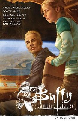 Buffy the Vampire Slayer: On Your Own Season 9, Volume 2