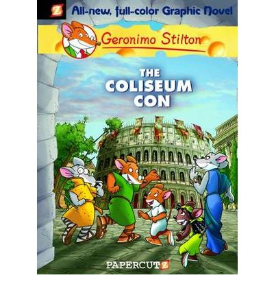 Geronimo Stilton: Coliseum Con No. 3