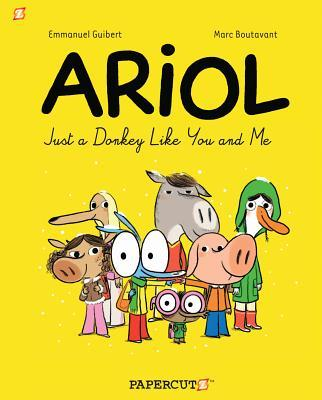 Ariol: Just a Donkey Like You and Me No. 1