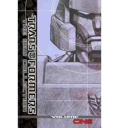 Transformers: IDW Collection v. 1
