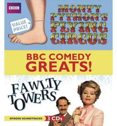 Monty Python's Flying Circus & Fawlty Towers: BBC Comedy Greats!