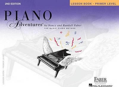 Piano Adventures: Lesson Book - Primer Level