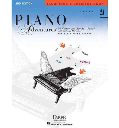 Faber Piano Adventures: Level 2A - Technique & Artistry Book