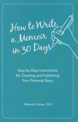how to write a memoir book