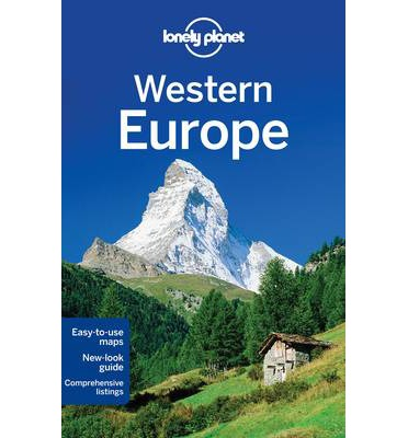 Lonely planet western europe neil wilson 9781742204192 for Plante western