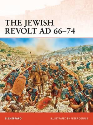 The Jewish Revolt, AD 66-74
