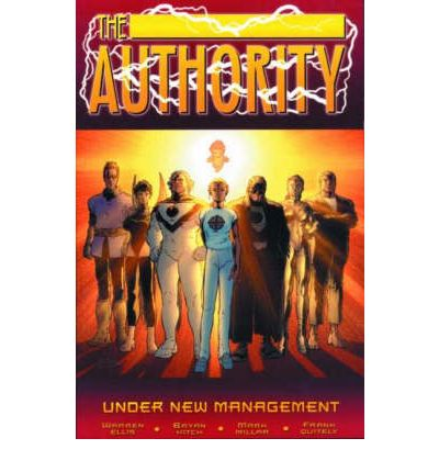 The Authority: Under New Management
