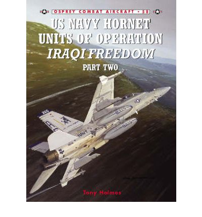 US Navy Hornet Units of Operation Iraqi Freedom: Pt.2