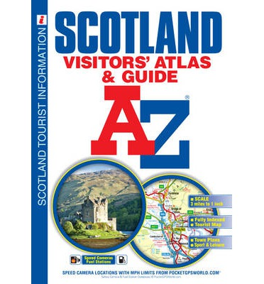 Scotland Visitors' Atlas and Guide