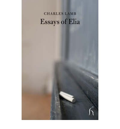 charles lamb essays analysis