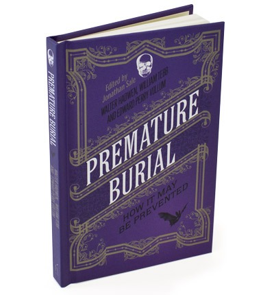 Premature Burial: How It May Be Prevented