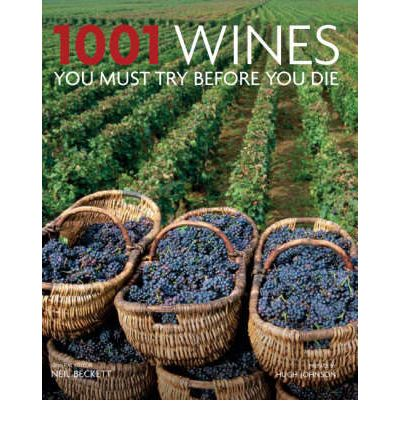 1001 Wines: You Must Try Before You Die