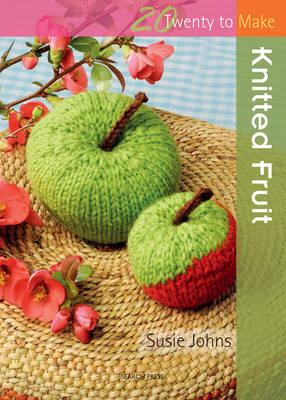 Knitted Fruit