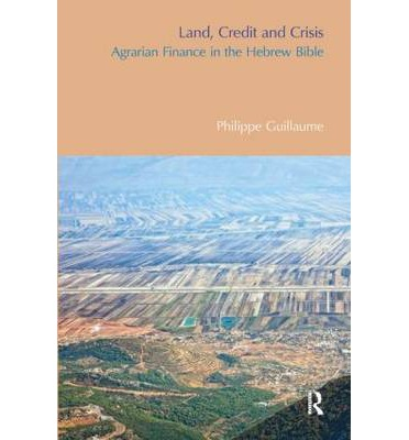 Land, Credit and Crisis