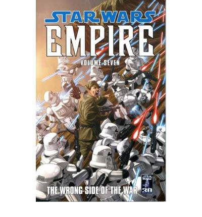 Star Wars - Empire: Wrong Side of the War v. 7