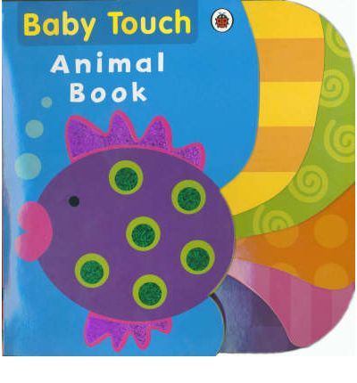 Baby Touch Animal Book