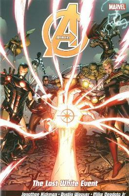 Avengers: Last White Event Vol. 2