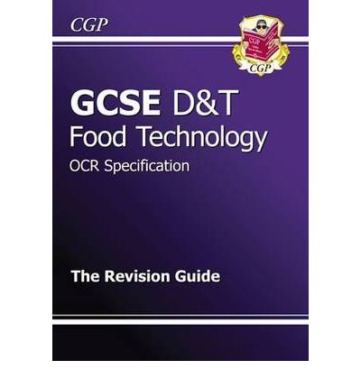ocr food technology coursework Buy gcse food technology for ocr: student book, 2 by jenny ridgwell, alison winson (isbn: 9780435419516) from amazon's book store everyday low prices and free delivery on eligible orders.