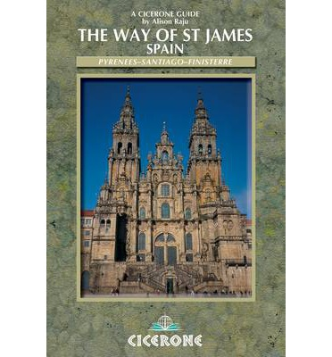 Way of St James - Spain: Pyrenees-Santiago-Finisterre