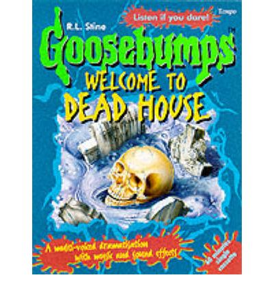 welcome to dead house pdf