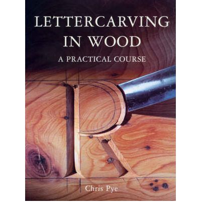 Lettercarving in Wood