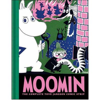 Moomin: Bk. 2: The Complete Tove Jansson Comic Strip