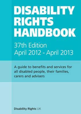 Disability Rights Handbook 2012/13