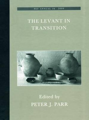 The Levant in Transition: No. 4