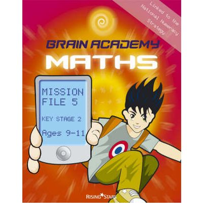 Brain Academy Maths Mission File 5 (Ages 9-11)