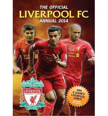 Official Liverpool FC Annual 2014