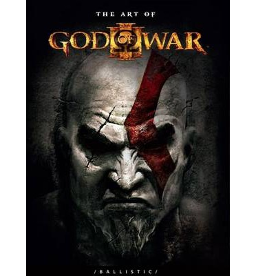 The Art of God of War III