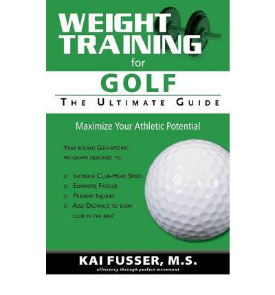 Weight Training for Golf: Ultimate Guide