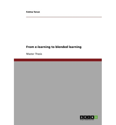 blended learning thesis