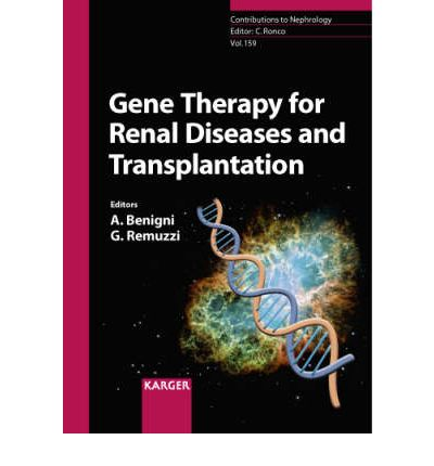 Gene Therapy for Renal Diseases and Transplantation