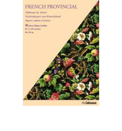 Gift Wrap Papers: French Provincial
