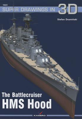 The Battlecruiser HMS Hood