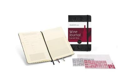 Moleskine Passion Notebook: Wine