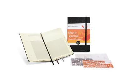Moleskine Passion Notebook: Music