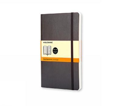 Moleskine Soft Cover Pocket Ruled Notebook