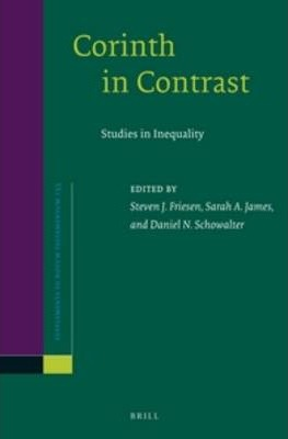 Corinth in Contrast: Studies in Inequality