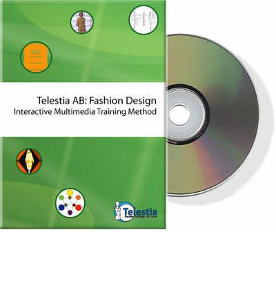 Fashion Design - Telestia Trainer: Simplified Method Fashion Design