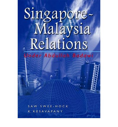 malaysia singapore relations Relations between malaysia and singapore went through a thawing period  under najib razak, but things might get cool again as mahathir.