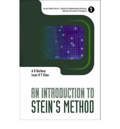 An Introduction to Stein's Method