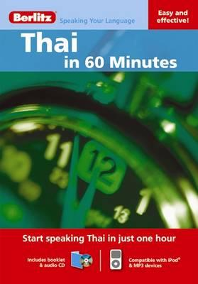 Berlitz Language: Thai in 60 Minutes