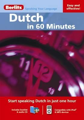 Berlitz Language: Dutch in 60 Minutes