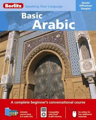 Berlitz Language: Basic Arabic: a Complete Beginner's Conversational Course