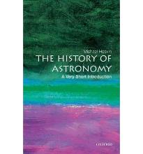 The History of Astronomy: A Very Short Introduction